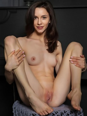 Amber B in Waiting for tonight at Femjoy